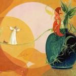 IN EVERY MOON Jar by Arlene Graston