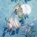 MAGIC GARDEN Chrysalis by Arlene Graston