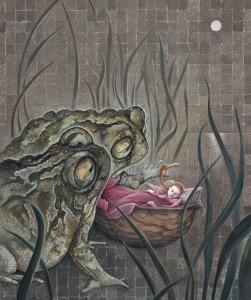 Graston - Thumbelina with Toads